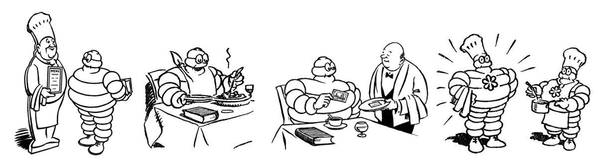 """米其林""""美食侦探""""和五项承诺"""