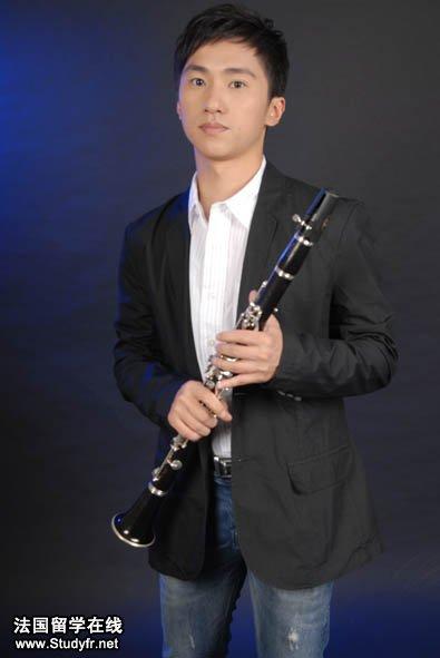 一位法国交响乐团首席的诞生